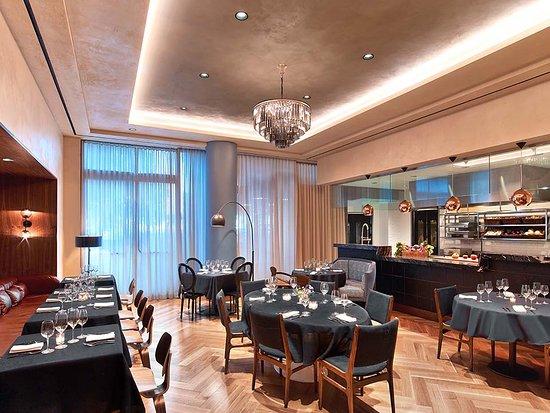 l 39 appart new york financial district restaurant avis num ro de t l phone photos. Black Bedroom Furniture Sets. Home Design Ideas