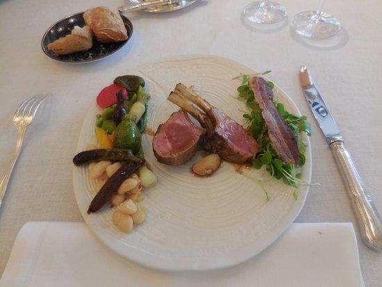 Magescq, Frankrike: menu dégustation