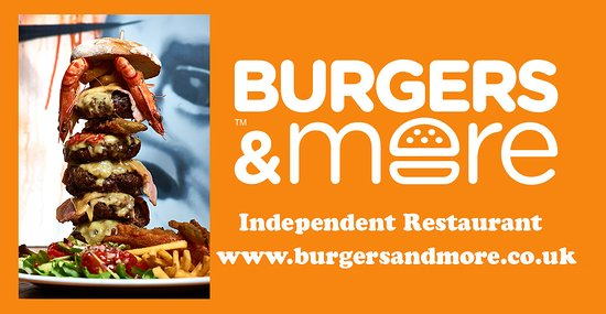 Burgers & More: proud to be independant