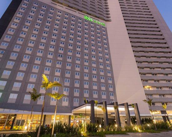 Hotel Ibis Styles Sao Paulo