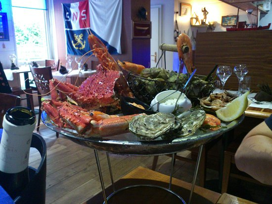 Шитлигхайм, Франция: La Taverne de Saint-Malo