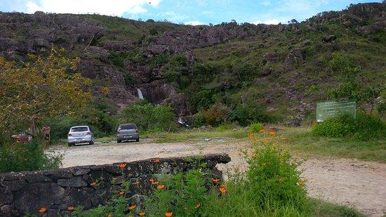 Bom Despacho Falls