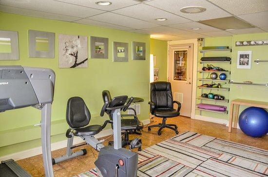 Inn at the Villa: Fitness Room
