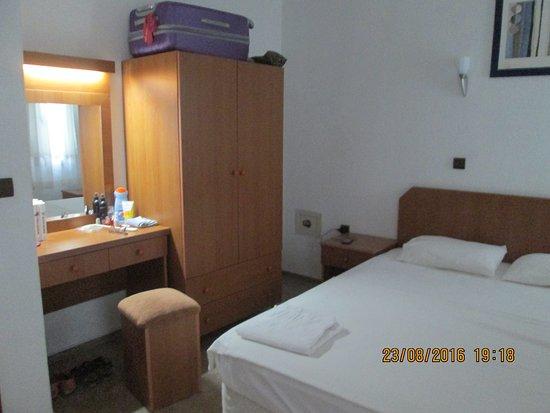 Sirca Apartment Hotel: Soveværelse