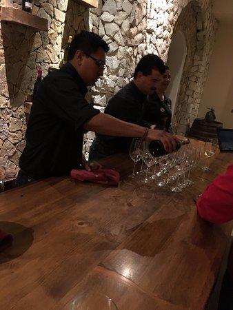 Italiaans restaurants in Ejido El Porvenir