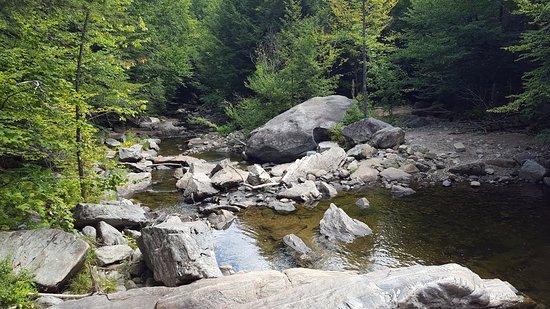 Ludlow, VT: Buttermilk Falls