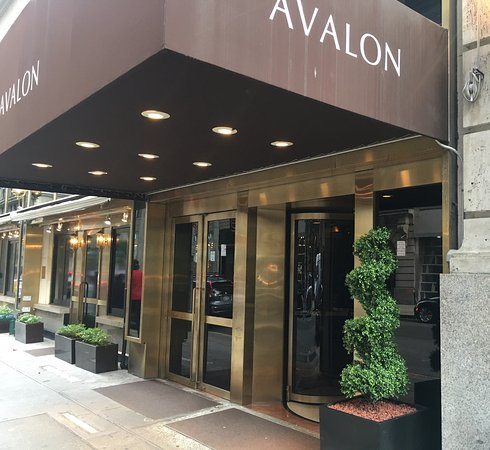 Avalon Hotel Street View