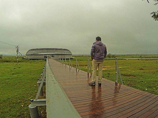 Memorial Rondon no Distrito de Mimoso Mato Grosso.