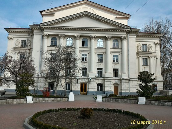 Lunacharskiy Drama Theatre