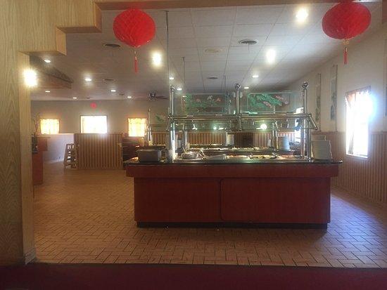Eastland, TX: Buffet