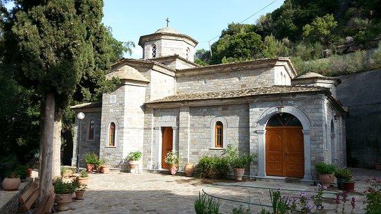 Neapoli, اليونان: Храм жен мироносиц