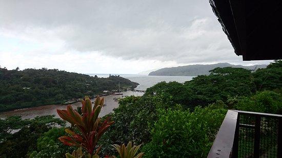 Pension Kanahau : un jour de pluie...