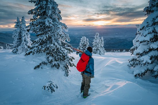 New Mexico: See why they call it the Land of Enchantment after a day of skiing