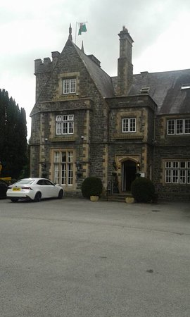 Maenan Abbey Hotel Photo