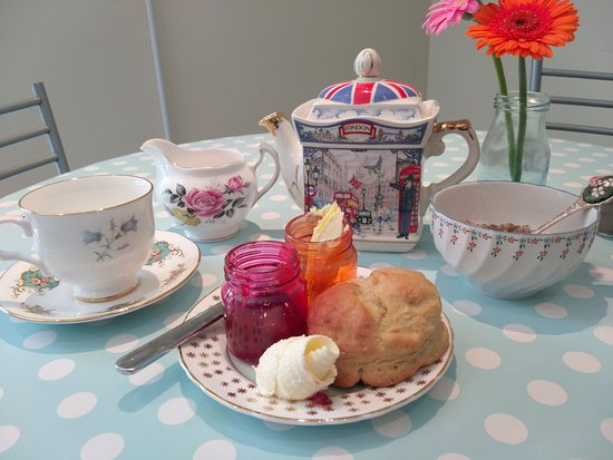 Flicks Tea Room Kent