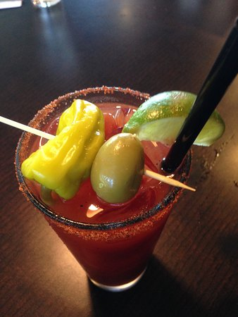 Lake Forest Park, WA: Bloody Mary