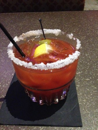 Marysville, WA: Bloody Mary