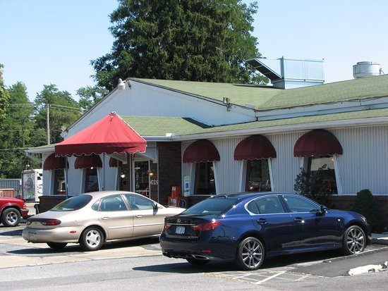 Sunlight Diner: Entrance