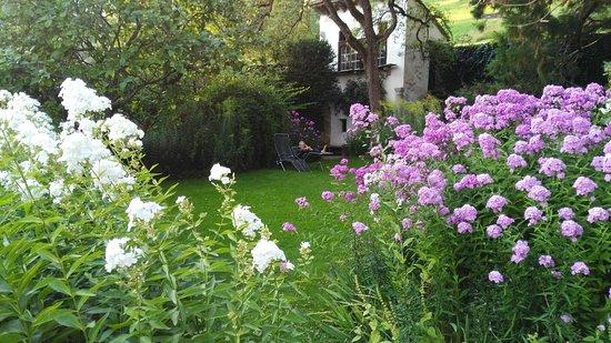 Soglio, Sveits: Eine der schönsten Gartenanlagen weit und breit