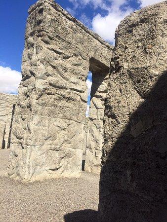Maryhill, WA: Stonehenge