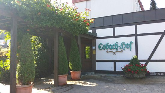 Esbach-Hof Hotel-Restaurant