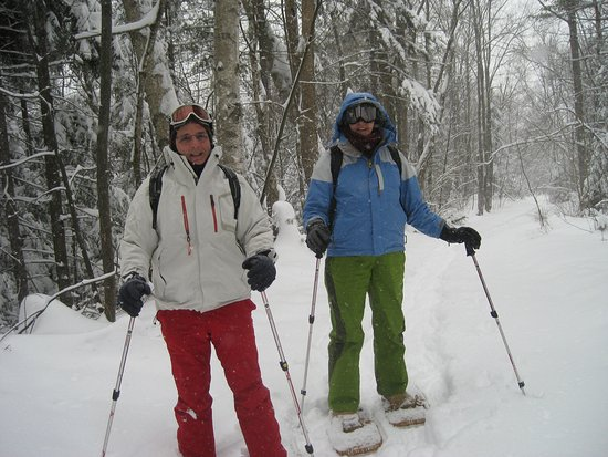 Monroe, นิวแฮมป์เชียร์: And  snow shoe tours in the winter!