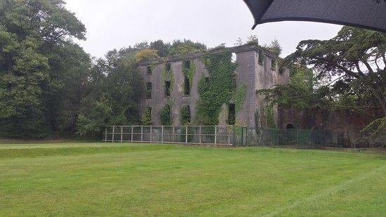 Kilkenny, Irlanda: Les restes de la demeure