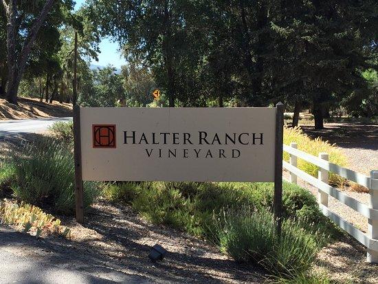 Halter Ranch Vineyard