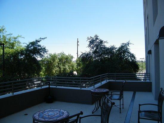 Restaurant Picture Of Hilton Garden Inn Phoenix Airport North Phoenix Tripadvisor