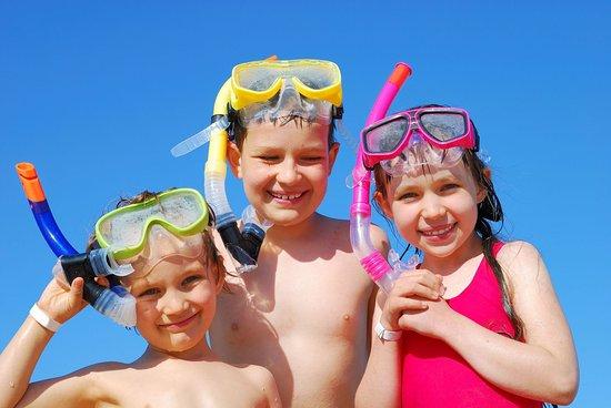 Napili-Honokowai, Hawaï: Kids Snorkeling Snorkel Rental