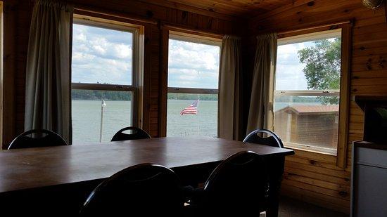 Hammond, Nova York: View to Lake
