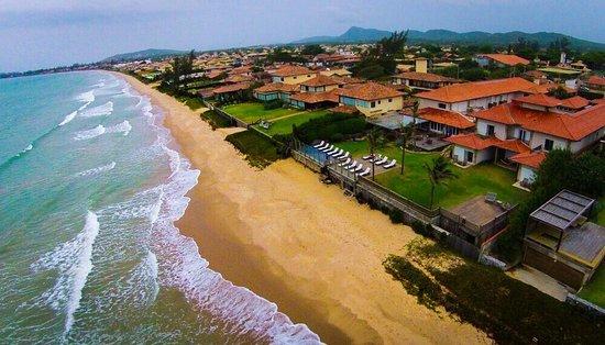 Villa Rasa: Aerial view