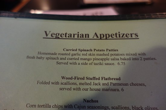 Damariscotta, ME: and vegetarian options
