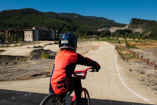 Whistler BMX Track