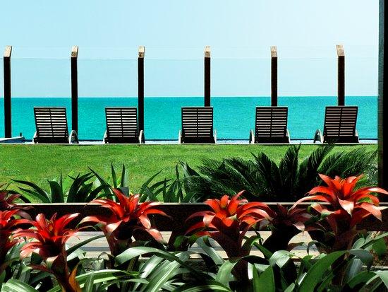 Villa Rasa: Garden