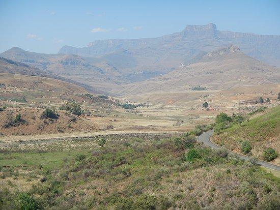 Foto Drakensberg Region
