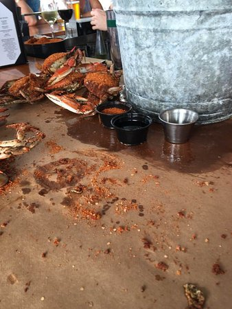 Arnold, MD: best crabs EVER!