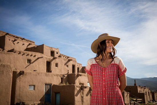 New Mexico: Taos Pueblo is one-of-a-kind and generations in the making.