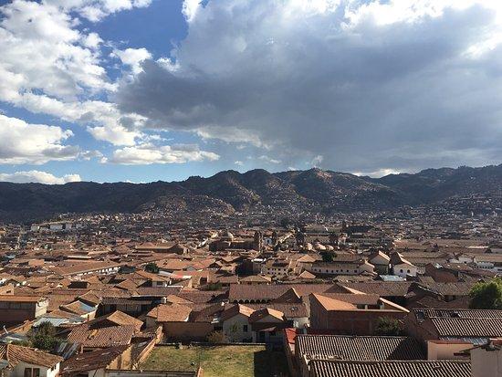 Ridiculous views- part of free walking tours