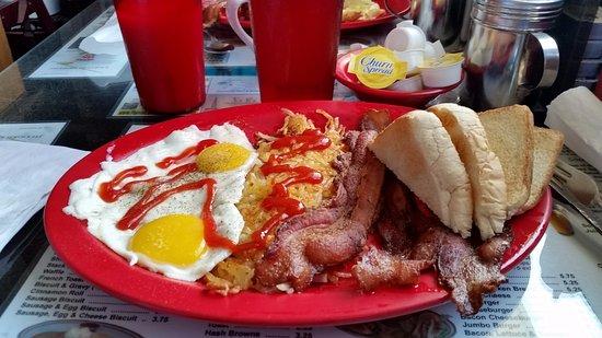 McAlester, OK : My favorite breakfast.
