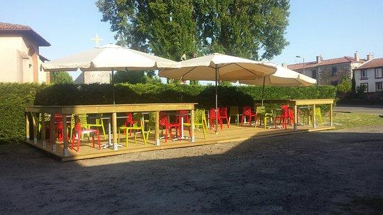 Pontenx-les-Forges, Франция: Pizzeria Da Pietro