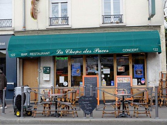Image result for La Chope des Puces