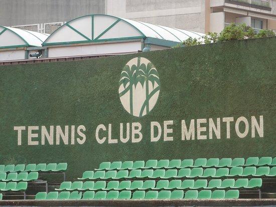 Le Tennis Club de Menton