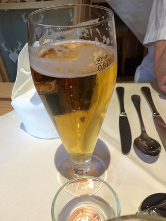 Hotel Central: Drinks in the restaurant