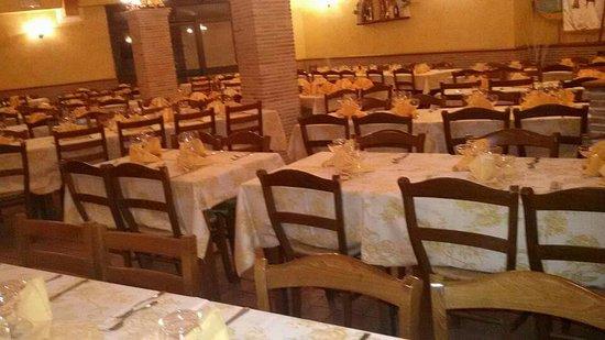 Tolfa, Italië: Ristorante La Caballera