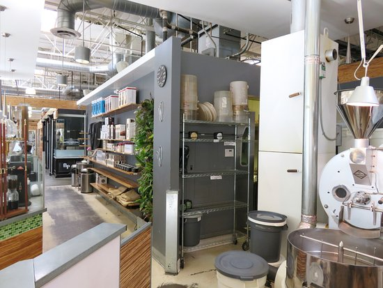 Portola Coffee Roasters Modern And Fresh Lab Costa Mesa 27