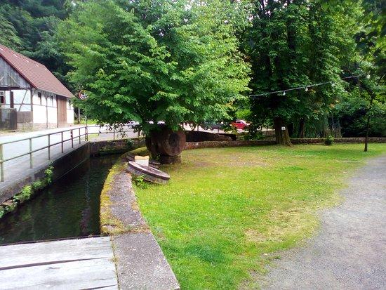 Klugsche Mühle im Karlstal bei Trippstadt