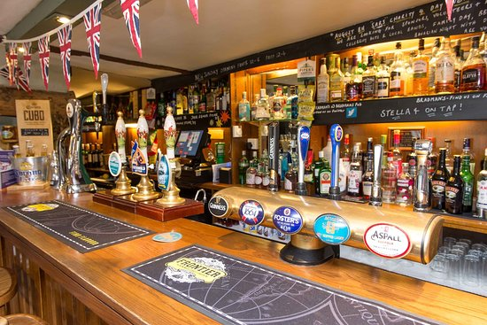 Haverhill, UK: The bar