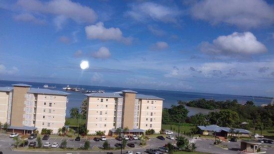 Cara Suites: wonderful view