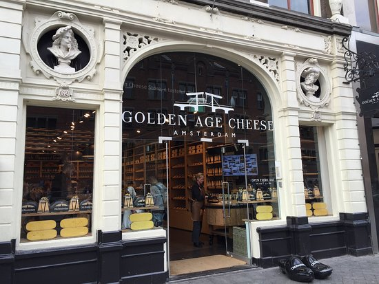 Golden Age Cheese Store